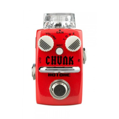 פדל דיסטורשן Hotone CHUNK Distortion