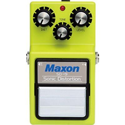 פדל דיסטורשן Maxon SD-9 Sonic Distortion