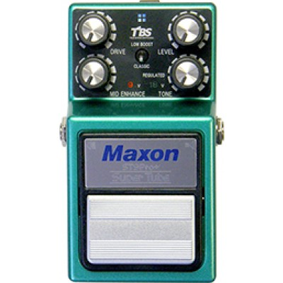 פדל אוברדרייב Maxon ST-9 Pro Plus Super Tube