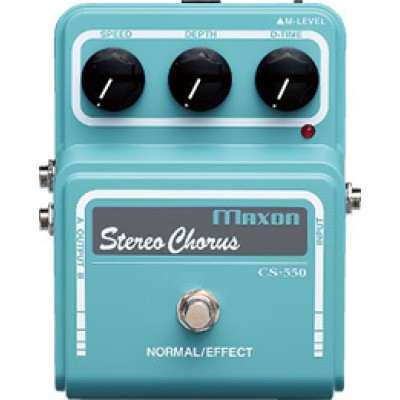 פדל קורוס Maxon CS-550 Stereo Chorus