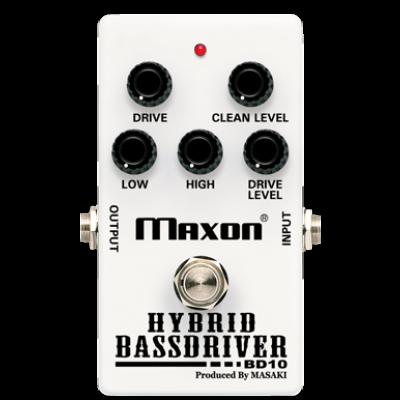 פדל לבס Maxon BD10 Hybrid Bass Driver