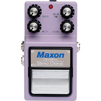פדל קורוס Maxon CS-9 Stereo Chorus Pro