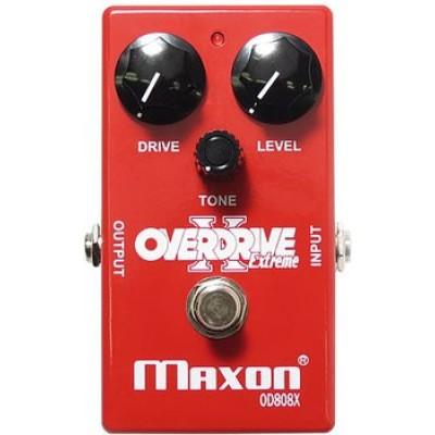 פדל אוברדרייב Maxon OD808X Overdrive Extreme