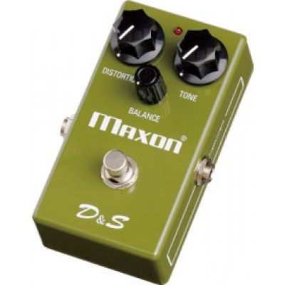 פדל דיסטורשן Maxon D&S Distortion/Sustainer