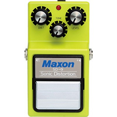 פדל דיסטורשן Maxon SD-9 Sonic Distortion