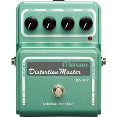 פדל דיסטורשן Maxon DS-830 Distortion Master