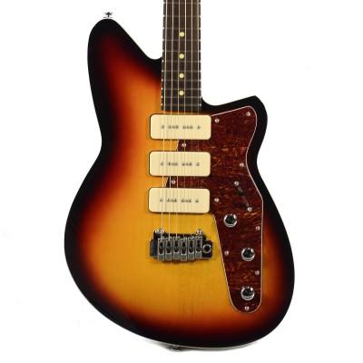 גיטרה חשמלית Reverend Jetstream 390