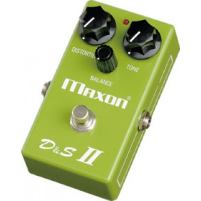 פדל דיסטורשן Maxon D&S II Distortion/Sustainer